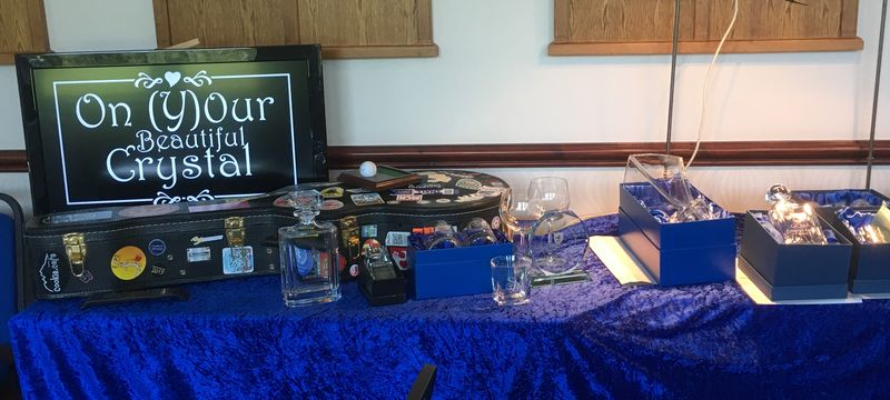 Majestic Prize Table